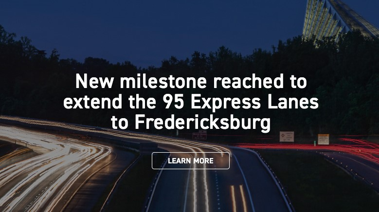 Fredericksburg Extension