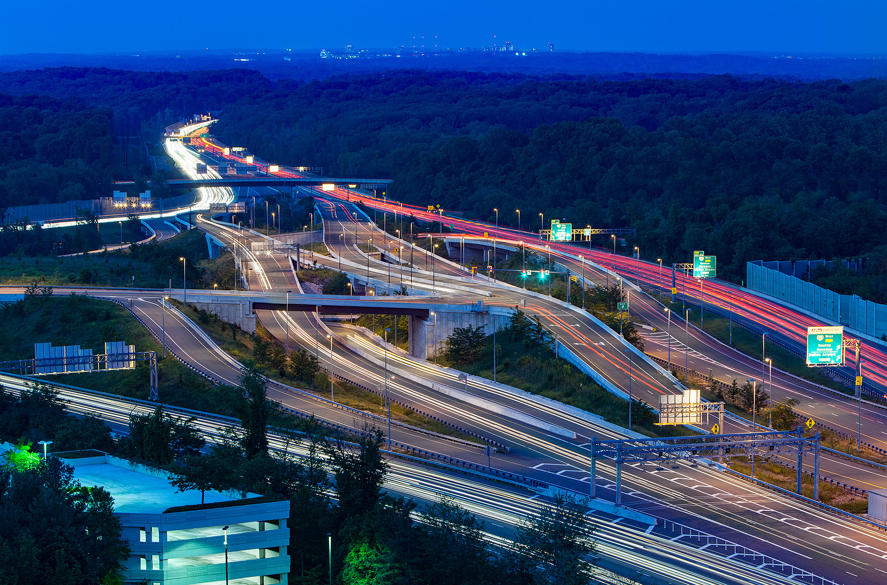 Current Projects: 495 Express Lanes Northern Extension